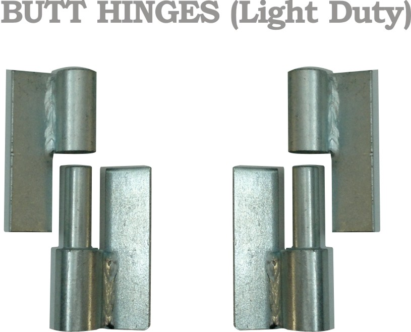 Butt Hinges WH Series Left & Right