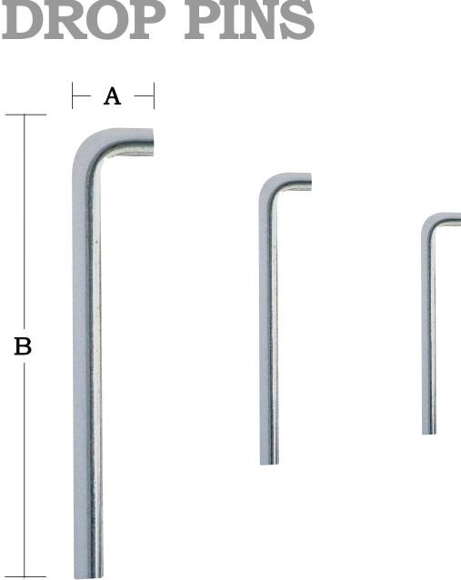 Drop Pins