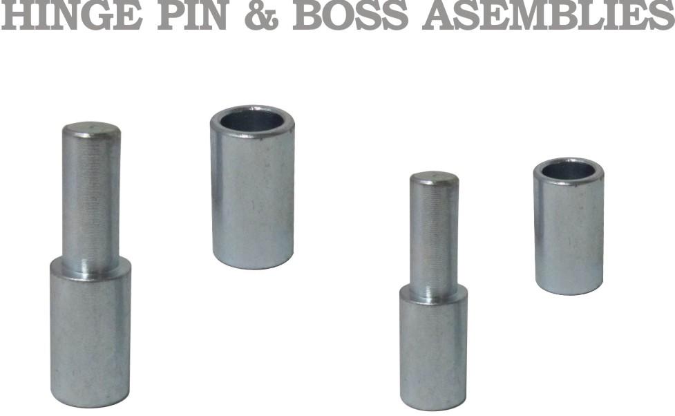 Hinge Pin & Boss Assemblies