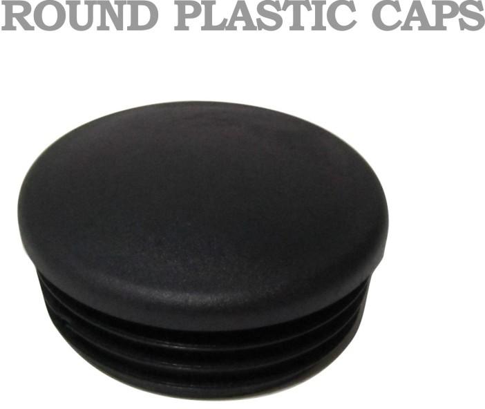 Round Plastic Caps