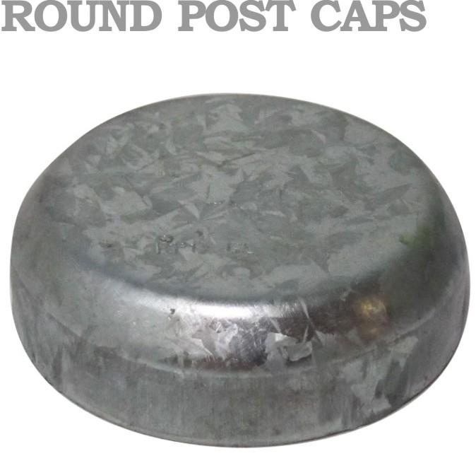 Round Post Caps