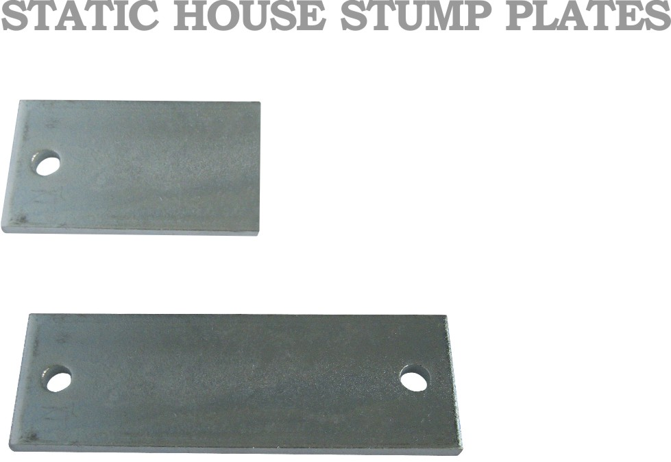 Static House Stump Plates