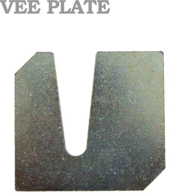 Vee Plate