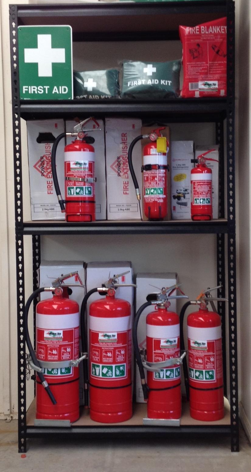 walker fire shelf